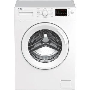 BEKO WTK104121W 10 kg 1400 Spin Washing Machine - White, White
