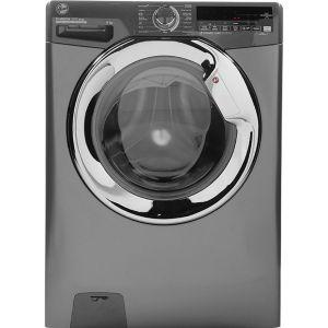HOOVER H-Wash 300 H3WS69TAMCGE NFC 9 kg 1600 Spin Washing Machine - Granite