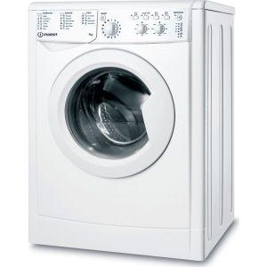 INDESIT IWC 71452 W UK N 7 kg 1400 Spin Washing Machine – White, White