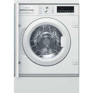 BOSCH Serie 8 WIW28501GB Integrated 8 kg 1400 Spin Washing Machine