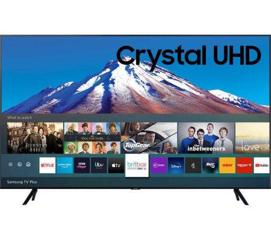 "75"" SAMSUNG UE75TU7020KXXU  Smart 4K Ultra HD HDR LED TV"