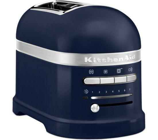 KITCHENAID Artisan 5KMT2204BIB 2-Slice Toaster - Ink Blue, Blue