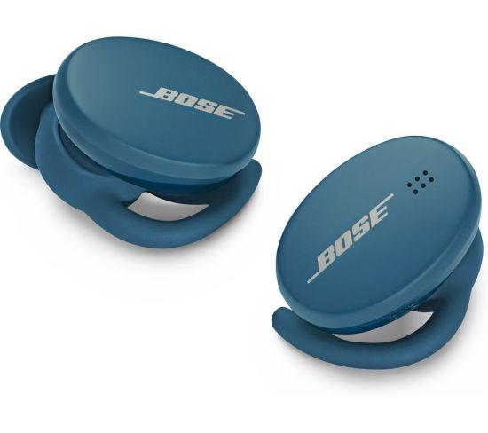 BOSE Sport Wireless Bluetooth Earbuds - Baltic Blue, Blue