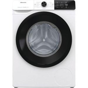 HISENSE WFGE90141VM 9 kg 1400 Spin Washing Machine - White, White
