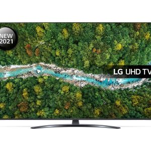 "65"" LG 65UP78006LB  Smart 4K Ultra HD HDR LED TV with Google Assistant & Amazon Alexa"