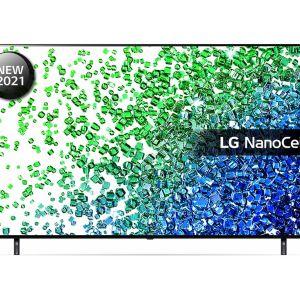 "50"" LG 50NANO806PA  Smart 4K Ultra HD HDR LED TV with Google Assistant & Amazon Alexa"