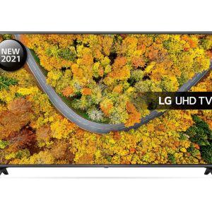 "75"" LG 75UP75006LC  Smart 4K Ultra HD HDR LED TV"