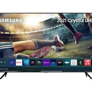 SAMSUNG UE43AU7100KXXU  Smart 4K Ultra HD HDR LED TV with Bixby, Alexa & Google Assistant