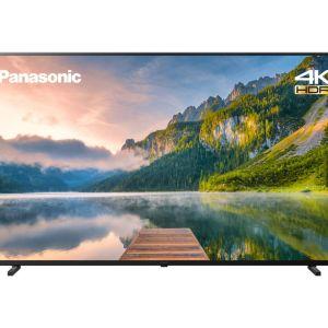 "65"" PANASONIC TX-65JX800B  Smart 4K Ultra HD HDR LED TV with Google Assistant"