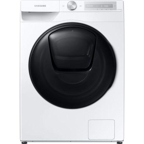 Samsung WD6500T WD10T654DBH Wifi Connected 10.5Kg / 6Kg Washer Dryer with 1400 rpm - White - B Rated