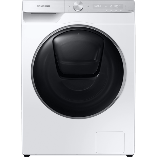 Samsung WD9800T WD90T984DSH Wifi Connected 9Kg / 6Kg Washer Dryer with 1400 rpm - White - B Rated