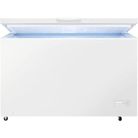 Zanussi ZCAN38FW1 Chest Freezer - White - A+ Rated