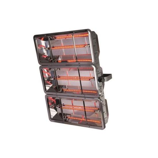 """Hyco Sun Prince 4500W Halogen Quartz Infra Red Heater Chrome - SP4500HL Hyco Heating Hyco Sun Prince 4500W Halogen Quartz Infra Red Heater Chrome - SP4500HL Shop The Very Best Air Con Deals Online at <a href=""""http://Appliance-Deals.com"""">Appliance-Deals.com</a>"""