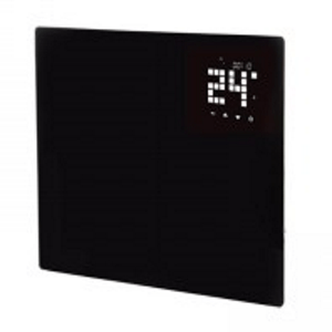 """Hyco 2kW Ariano Black Glass Panel Heater With 24/7 Timer - AR2000T Hyco Heating Hyco 2kW Ariano Black Glass Panel Heater With 24/7 Timer - AR2000T Shop The Very Best Air Con Deals Online at <a href=""""http://Appliance-Deals.com"""">Appliance-Deals.com</a>"""