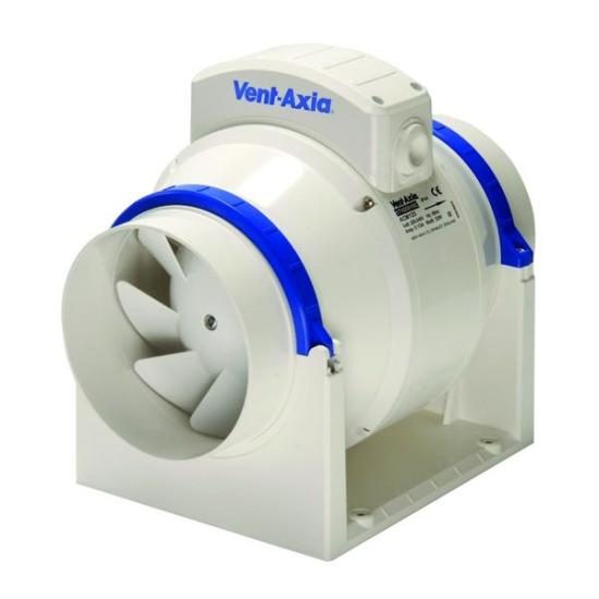 """Vent-Axia ACM150 Inline Mixed Flow Fan - 17106010 Vent Axia Extractor Fans Vent-Axia ACM150 Inline Mixed Flow Fan - 17106010 Shop The Very Best Air Con Deals Online at <a href=""""http://Appliance-Deals.com"""">Appliance-Deals.com</a>"""