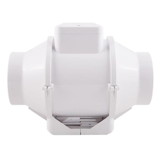 """XIMX100T 100MM Centrifugal Plastic Inline Fan With Timer - 93079AW Xpelair Extractor Fans XIMX100T 100MM Centrifugal Plastic Inline Fan With Timer - 93079AW Shop The Very Best Air Con Deals Online at <a href=""""http://Appliance-Deals.com"""">Appliance-Deals.com</a>"""