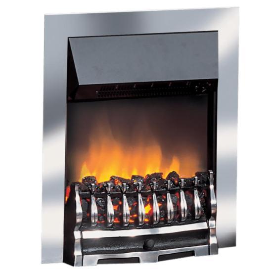 "Dimplex Wynford Inset Fire (Chrome Effect Finish) - WYN20CH Dimplex Electric Fires Dimplex Wynford Inset Fire (Chrome Effect Finish) - WYN20CH Shop The Very Best Air Con Deals Online at <a href=""http://Appliance-Deals.com"">Appliance-Deals.com</a>"