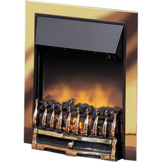 "Dimplex Wynford Inset Fire (Brass Effect Finish) - WYN20BR Dimplex Electric Fires Dimplex Wynford Inset Fire (Brass Effect Finish) - WYN20BR Shop The Very Best Air Con Deals Online at <a href=""http://Appliance-Deals.com"">Appliance-Deals.com</a>"