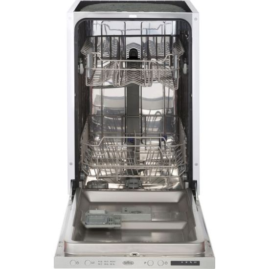 """Belling IDW45 Fully Integrated Slimline Dishwasher - Stainless Steel Control Panel with Fixed Door Fixing Kit - D Rated AO Dishwashers Belling IDW45 Fully Integrated Slimline Dishwasher - Stainless Steel Control Panel with Fixed Door Fixing Kit - D Rated Shop The Very Best Appliance Deals Online Wth Next Day Delivery at <a href=""""http://Appliance-Deals.com"""">Appliance-Deals.com</a>"""