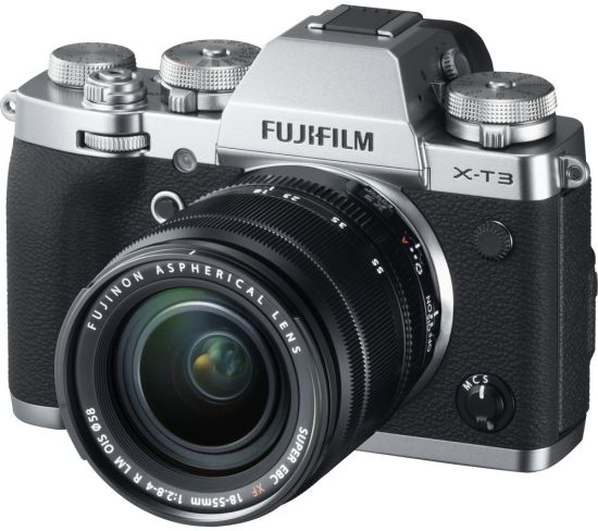 """FUJIFILM X-T3 Mirrorless Camera with FUJINON XF 18-55 mm f/2.8-4 R LM OIS Lens - Silver, Silver Currys Cameras FUJIFILM X-T3 Mirrorless Camera with FUJINON XF 18-55 mm f/2.8-4 R LM OIS Lens - Silver, Silver Shop The Very Best Deals Online at <a href=""""http://Appliance-Deals.com"""">Appliance-Deals.com</a> <a href=""""https://www.awin1.com/cread.php?awinmid=19526&awinaffid=792795&ued=https%3A%2F%2Fao.com""""><img class="""" wp-image-9780000159235 aligncenter"""" src=""""https://appliance-deals.com/wp-content/uploads/2021/02/ao-new.jpg"""" alt=""""Appliance Deals"""" width=""""112"""" height=""""112"""" /></a> <a href=""""https://www.awin1.com/cread.php?awinmid=19526&awinaffid=792795&ued=https%3A%2F%2Fao.com""""><img class="""" wp-image-9780000159235 aligncenter"""" src=""""https://appliance-deals.com/wp-content/uploads/2021/03/curryspcworld_500x500_thumb.png"""" alt=""""Appliance Deals"""" width=""""112"""" height=""""112"""" /></a>"""