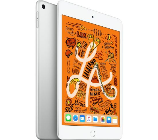 """APPLE 7.9"""" iPad mini 5 (2019) - 256 GB, Silver, Silver Currys laptops, Currys Laptop Sale, Apple Laptops APPLE 7.9"""" iPad mini 5 (2019) - 256 GB, Silver, Silver Shop The Very Best Laptop Deals Online at <a href=""""http://Appliance-Deals.com"""">Appliance-Deals.com</a> <a href=""""https://www.awin1.com/cread.php?awinmid=1599&awinaffid=792795&ued=https%3A%2F%2Fwww.currys.co.uk%2Fgbuk%2Fcomputing-33-u.html""""><img class="""" wp-image-9780000159235 aligncenter"""" src=""""https://appliance-deals.com/wp-content/uploads/2021/03/curryspcworld_500x500_thumb.png"""" alt=""""Appliance Deals"""" width=""""112"""" height=""""112"""" /></a>"""