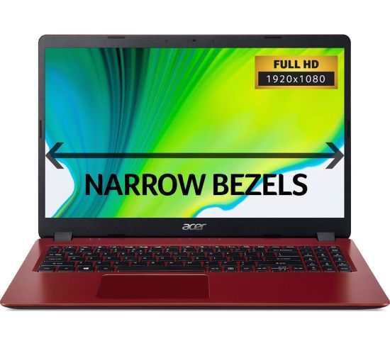 """ACER Aspire 3 15.6"""" Laptop - Intel®Core™ i5, 256 GB SSD, Red, Red Currys laptops, Currys Laptop Sale, Acer Laptops ACER Aspire 3 15.6"""" Laptop - Intel®Core™ i5, 256 GB SSD, Red, Red Shop The Very Best Laptop Deals Online at <a href=""""http://Appliance-Deals.com"""">Appliance-Deals.com</a> <a href=""""https://www.awin1.com/cread.php?awinmid=1599&awinaffid=792795&ued=https%3A%2F%2Fwww.currys.co.uk%2Fgbuk%2Fcomputing-33-u.html""""><img class="""" wp-image-9780000159235 aligncenter"""" src=""""https://appliance-deals.com/wp-content/uploads/2021/03/curryspcworld_500x500_thumb.png"""" alt=""""Appliance Deals"""" width=""""112"""" height=""""112"""" /></a>"""