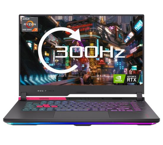 """ASUS ROG STRIX G15 15.6"""" Gaming Laptop - AMD Ryzen 7, RTX 3060, 1 TB SSD, Red Currys laptops, Currys Laptop Sale, Asus Laptops ASUS ROG STRIX G15 15.6"""" Gaming Laptop - AMD Ryzen 7, RTX 3060, 1 TB SSD, Red Shop The Very Best Laptop Deals Online at <a href=""""http://Appliance-Deals.com"""">Appliance-Deals.com</a> <a href=""""https://www.awin1.com/cread.php?awinmid=1599&awinaffid=792795&ued=https%3A%2F%2Fwww.currys.co.uk%2Fgbuk%2Fcomputing-33-u.html""""><img class="""" wp-image-9780000159235 aligncenter"""" src=""""https://appliance-deals.com/wp-content/uploads/2021/03/curryspcworld_500x500_thumb.png"""" alt=""""Appliance Deals"""" width=""""112"""" height=""""112"""" /></a>"""