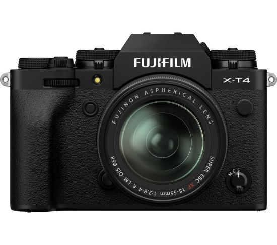 """FUJIFILM X-T4 Mirrorless Camera with FUJINON XF 18-55 mm f/2.8-4 R LM OIS Lens - Black, Black Currys Cameras FUJIFILM X-T4 Mirrorless Camera with FUJINON XF 18-55 mm f/2.8-4 R LM OIS Lens - Black, Black Shop The Very Best Deals Online at <a href=""""http://Appliance-Deals.com"""">Appliance-Deals.com</a> <a href=""""https://www.awin1.com/cread.php?awinmid=19526&awinaffid=792795&ued=https%3A%2F%2Fao.com""""><img class="""" wp-image-9780000159235 aligncenter"""" src=""""https://appliance-deals.com/wp-content/uploads/2021/02/ao-new.jpg"""" alt=""""Appliance Deals"""" width=""""112"""" height=""""112"""" /></a> <a href=""""https://www.awin1.com/cread.php?awinmid=19526&awinaffid=792795&ued=https%3A%2F%2Fao.com""""><img class="""" wp-image-9780000159235 aligncenter"""" src=""""https://appliance-deals.com/wp-content/uploads/2021/03/curryspcworld_500x500_thumb.png"""" alt=""""Appliance Deals"""" width=""""112"""" height=""""112"""" /></a>"""