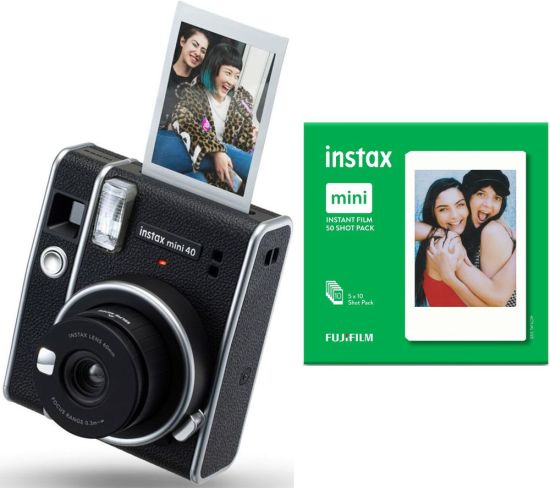 """INSTAX mini 40 Instant Camera & 50 Shot Film Pack Bundle - Black, Black Currys Cameras INSTAX mini 40 Instant Camera & 50 Shot Film Pack Bundle - Black, Black Shop The Very Best Deals Online at <a href=""""http://Appliance-Deals.com"""">Appliance-Deals.com</a> <a href=""""https://www.awin1.com/cread.php?awinmid=19526&awinaffid=792795&ued=https%3A%2F%2Fao.com""""><img class="""" wp-image-9780000159235 aligncenter"""" src=""""https://appliance-deals.com/wp-content/uploads/2021/02/ao-new.jpg"""" alt=""""Appliance Deals"""" width=""""112"""" height=""""112"""" /></a> <a href=""""https://www.awin1.com/cread.php?awinmid=19526&awinaffid=792795&ued=https%3A%2F%2Fao.com""""><img class="""" wp-image-9780000159235 aligncenter"""" src=""""https://appliance-deals.com/wp-content/uploads/2021/03/curryspcworld_500x500_thumb.png"""" alt=""""Appliance Deals"""" width=""""112"""" height=""""112"""" /></a>"""