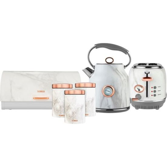 """Tower AOBUNDLE017 Kettle And Toaster Set - Marble AO Kettle And Toaster Set Tower AOBUNDLE017 Kettle And Toaster Set - Marble Shop The Very Best Small Appliance Deals Online at <a href=""""http://Appliance-Deals.com"""">Appliance-Deals.com</a> <a href=""""https://www.awin1.com/cread.php?awinmid=19526&awinaffid=792795&ued=https://ao.com""""><img class="""" wp-image-9780000159235 aligncenter"""" src=""""https://appliance-deals.com/wp-content/uploads/2021/02/ao-new.jpg"""" alt="""" Small Appliance Deals"""" width=""""112"""" height=""""112"""" /></a>"""