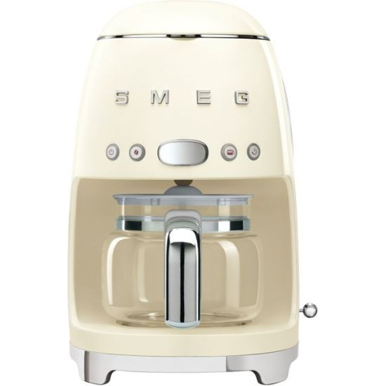 """Smeg 50's Retro DCF02CRUK Filter Coffee Machine with Timer - Cream AO Filter Smeg 50's Retro DCF02CRUK Filter Coffee Machine with Timer - Cream Shop The Very Best Small Appliance Deals Online at <a href=""""http://Appliance-Deals.com"""">Appliance-Deals.com</a> <a href=""""https://www.awin1.com/cread.php?awinmid=19526&awinaffid=792795&ued=https://ao.com""""><img class="""" wp-image-9780000159235 aligncenter"""" src=""""https://appliance-deals.com/wp-content/uploads/2021/02/ao-new.jpg"""" alt="""" Small Appliance Deals"""" width=""""112"""" height=""""112"""" /></a>"""