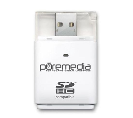 """PUREMEDIA USB 2.0 Memory Card Reader Appliance Deals PUREMEDIA USB 2.0 Memory Card Reader Shop & Save Today With The Best Appliance Deals Online at <a href=""""http://Appliance-Deals.com"""">Appliance-Deals.com</a>"""