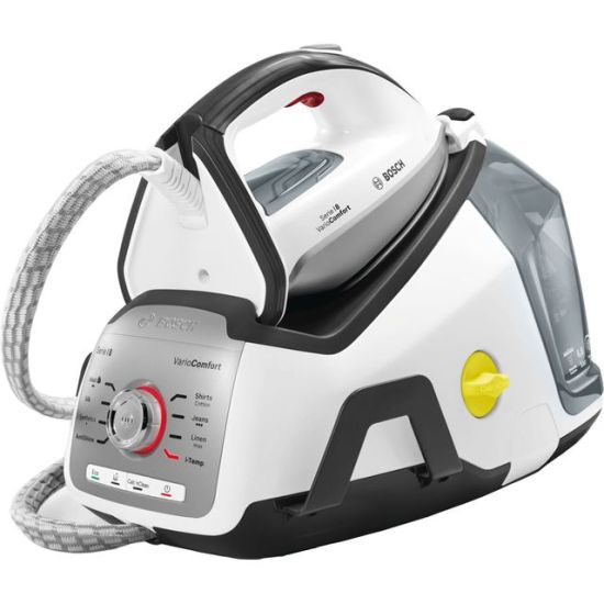 """Bosch Serie 8 VarioComfort TDS8030GB Pressurised Steam Generator Iron - Black / White AO Steam Generator Iron Bosch Serie 8 VarioComfort TDS8030GB Pressurised Steam Generator Iron - Black / White Shop The Very Best Small Appliance Deals Online at <a href=""""http://Appliance-Deals.com"""">Appliance-Deals.com</a> <a href=""""https://www.awin1.com/cread.php?awinmid=19526&awinaffid=792795&ued=https://ao.com""""><img class="""" wp-image-9780000159235 aligncenter"""" src=""""https://appliance-deals.com/wp-content/uploads/2021/02/ao-new.jpg"""" alt="""" Small Appliance Deals"""" width=""""112"""" height=""""112"""" /></a>"""