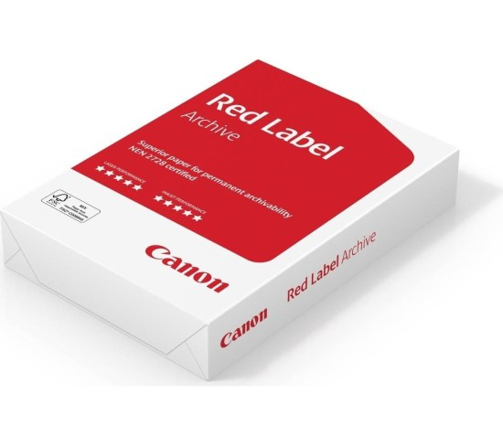 """CANON A3 Red Label Superior Paper - 500 Sheets, Red Appliance Deals CANON A3 Red Label Superior Paper - 500 Sheets, Red Shop & Save Today With The Best Appliance Deals Online at <a href=""""http://Appliance-Deals.com"""">Appliance-Deals.com</a>"""