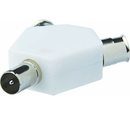 """ESSENTIALS CAERSP15 Aerial Splitter Appliance Deals ESSENTIALS CAERSP15 Aerial Splitter Shop & Save Today With The Best Appliance Deals Online at <a href=""""http://Appliance-Deals.com"""">Appliance-Deals.com</a>"""