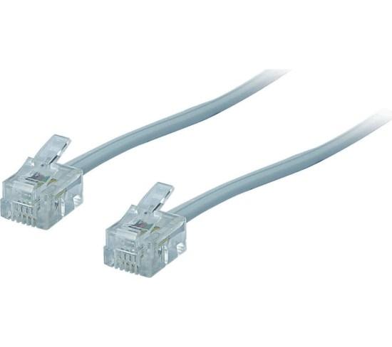 """ADVENT ARJ115M15 RJ11 ADSL Cable - 5 m Appliance Deals ADVENT ARJ115M15 RJ11 ADSL Cable - 5 m Shop & Save Today With The Best Appliance Deals Online at <a href=""""http://Appliance-Deals.com"""">Appliance-Deals.com</a>"""