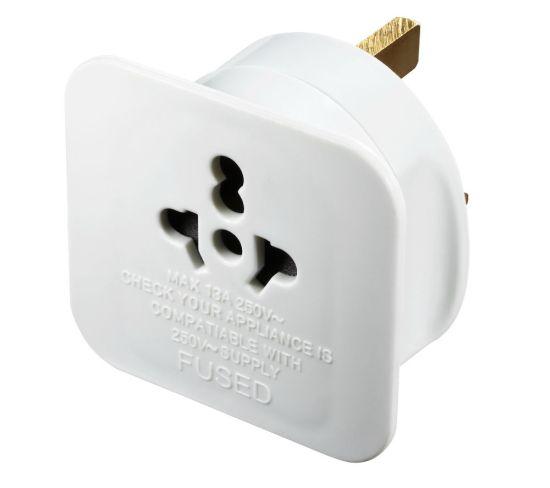 "MASTERPLUG TAVUK-MP Universal to UK Plug Adapter Appliance Deals MASTERPLUG TAVUK-MP Universal to UK Plug Adapter Shop & Save Today With The Best Appliance Deals Online at <a href=""http://Appliance-Deals.com"">Appliance-Deals.com</a>"