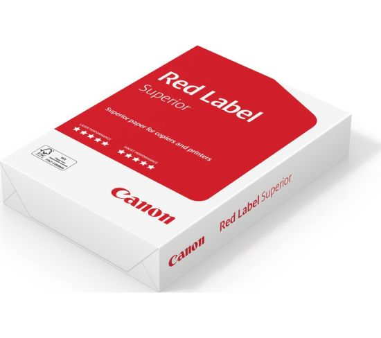 """CANON Red Label Superior A4 Matte Paper - 500 Sheets, Red Appliance Deals CANON Red Label Superior A4 Matte Paper - 500 Sheets, Red Shop & Save Today With The Best Appliance Deals Online at <a href=""""http://Appliance-Deals.com"""">Appliance-Deals.com</a>"""