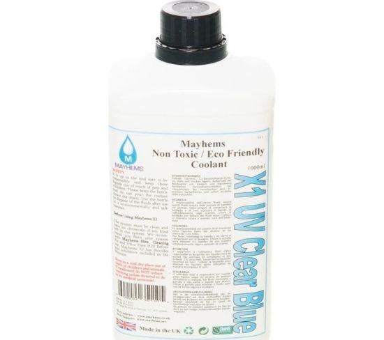 "MAYHEMS X1 Premixed Liquid Coolant - UV Clear Blue, Blue Appliance Deals MAYHEMS X1 Premixed Liquid Coolant - UV Clear Blue, Blue Shop & Save Today With The Best Appliance Deals Online at <a href=""http://Appliance-Deals.com"">Appliance-Deals.com</a>"