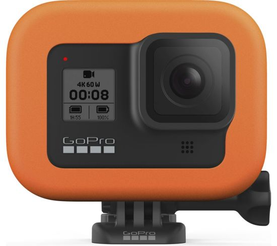 """GOPRO HERO8 Black Floaty - Orange, Black Appliance Deals GOPRO HERO8 Black Floaty - Orange, Black Shop & Save Today With The Best Appliance Deals Online at <a href=""""http://Appliance-Deals.com"""">Appliance-Deals.com</a>"""