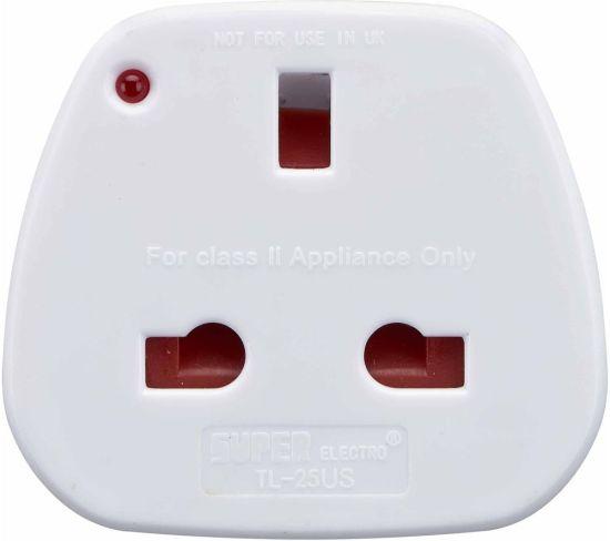 "LOGIK LUKUS20 UK to US Travel Plug Adapter Appliance Deals LOGIK LUKUS20 UK to US Travel Plug Adapter Shop & Save Today With The Best Appliance Deals Online at <a href=""http://Appliance-Deals.com"">Appliance-Deals.com</a>"