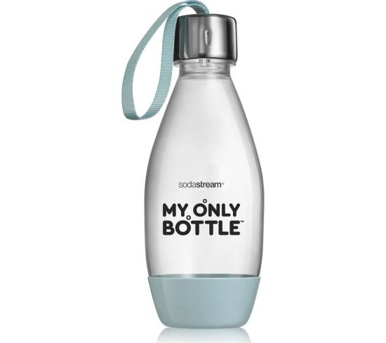 """SODASTREAM My Only 0.5 Litre Carbonating Bottle - Blue, Blue Appliance Deals SODASTREAM My Only 0.5 Litre Carbonating Bottle - Blue, Blue Shop & Save Today With The Best Appliance Deals Online at <a href=""""http://Appliance-Deals.com"""">Appliance-Deals.com</a>"""