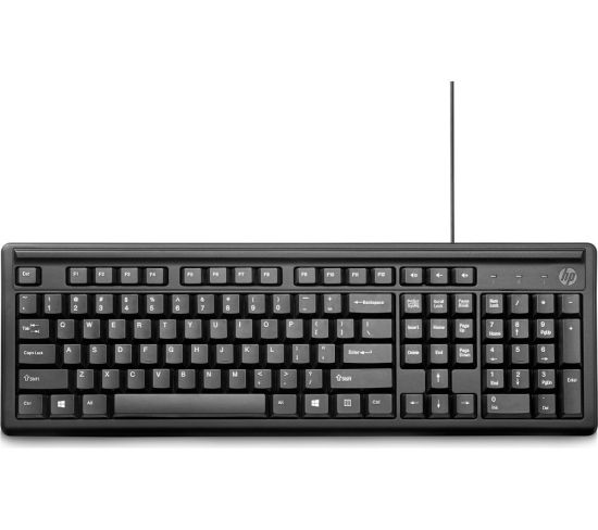 """HP K100 Keyboard Appliance Deals HP K100 Keyboard Shop & Save Today With The Best Appliance Deals Online at <a href=""""http://Appliance-Deals.com"""">Appliance-Deals.com</a>"""