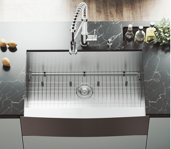 kitchen sink grid guide measuring