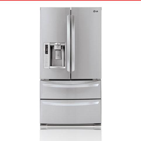 Lg 24 Cu Ft French Door Refrigerator Reviews The Best Refrigerator