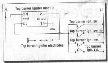 ge electric range wiring diagram wiring diagrams ge hotpoint range wiring diagram image about