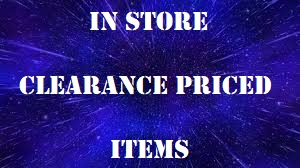 in store clearance sale