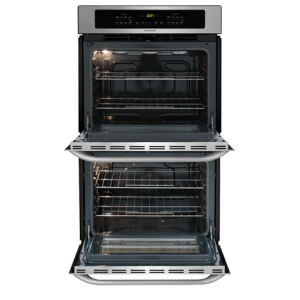 New Frigidaire Stainless Steel 30'' Double Electric Wall Oven FFET3025PS from Appliance Masters Appliance Parts Warehouse