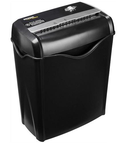 AmazonBasics 5-6 листовой поперечный измельчитель