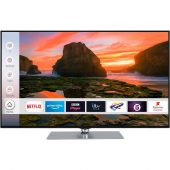 Techwood 43AO8UHD Smart 4K Ultra HD TV с HDR и Freeview Play
